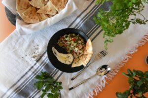 Quinoa healthy dish