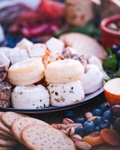 Hanini Maltese gbejna cheese board